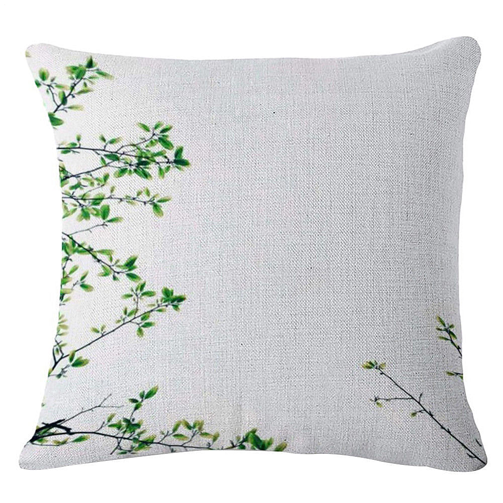 Tiny Branches Pillow