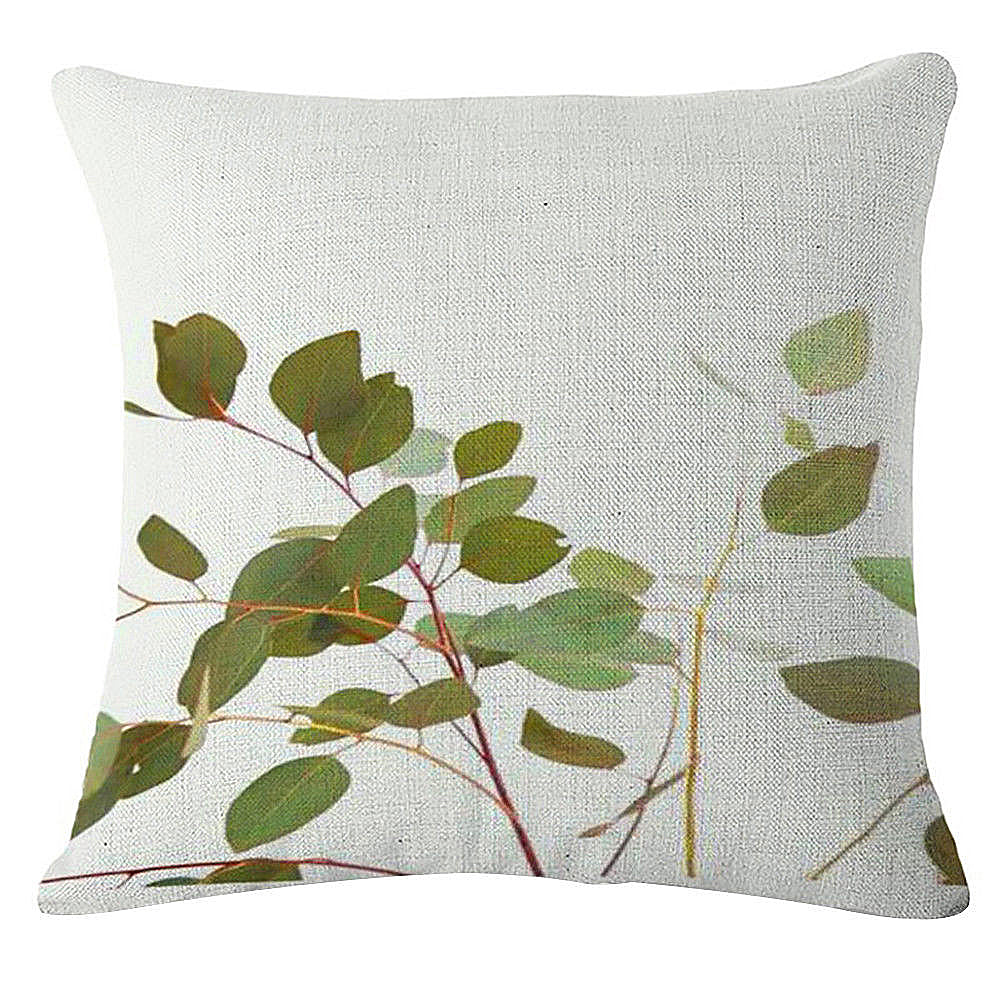 New Leaves Pillow