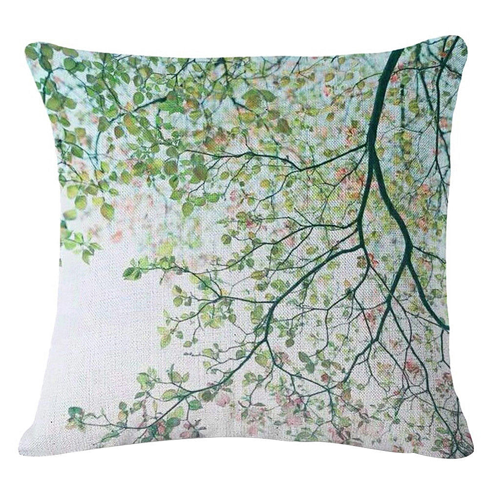 Sakura Branches Pillow