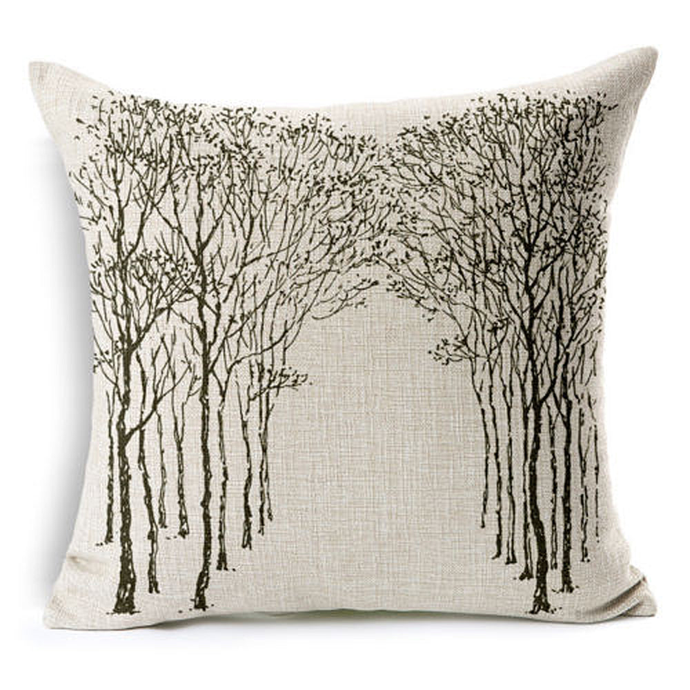 Into the Woods Pillow