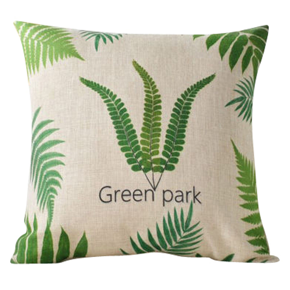 A Walk in the Park Pillow