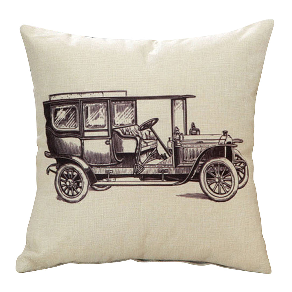 Old Time Pillow