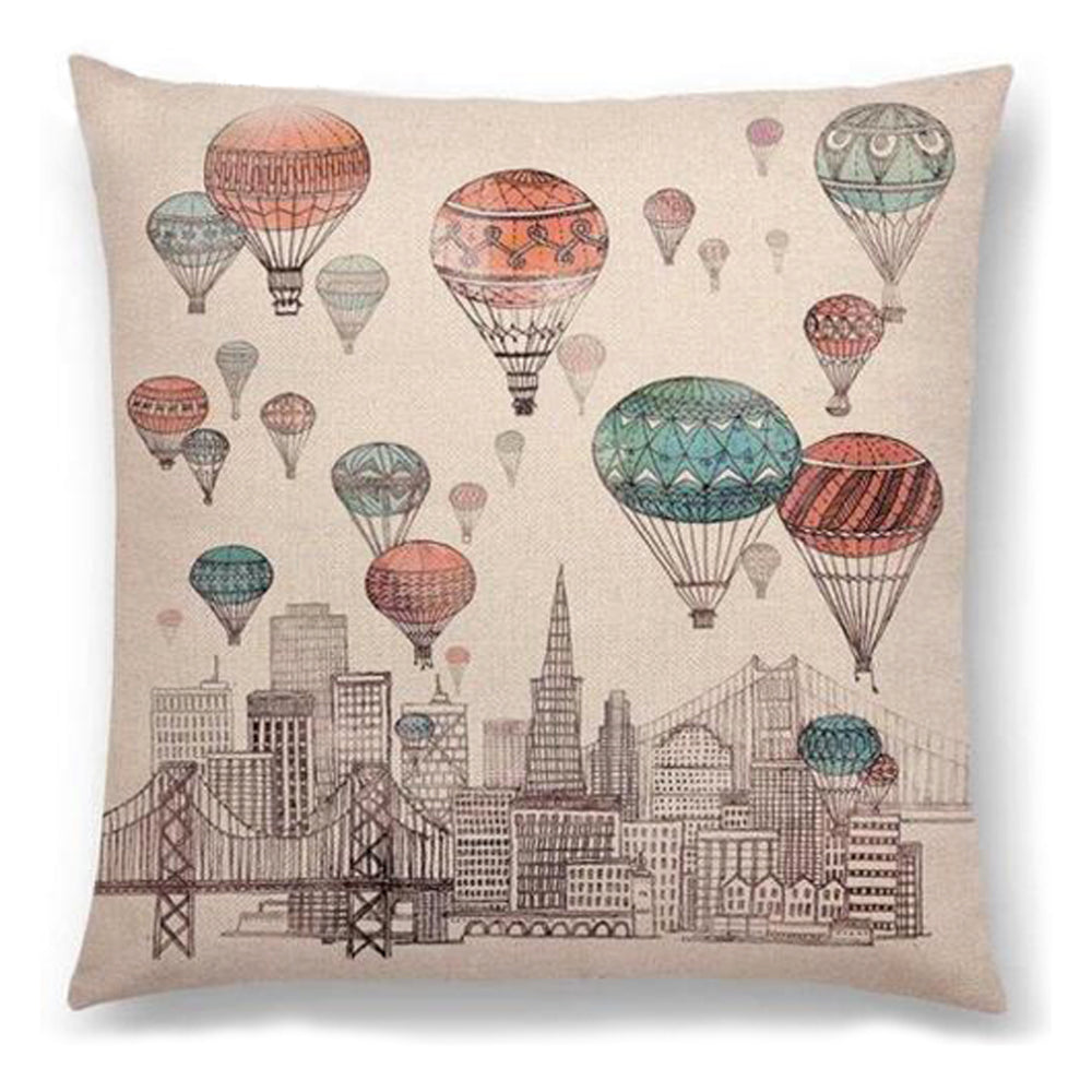 Balloons Pillow