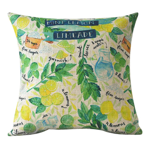 Lemonade Pillow