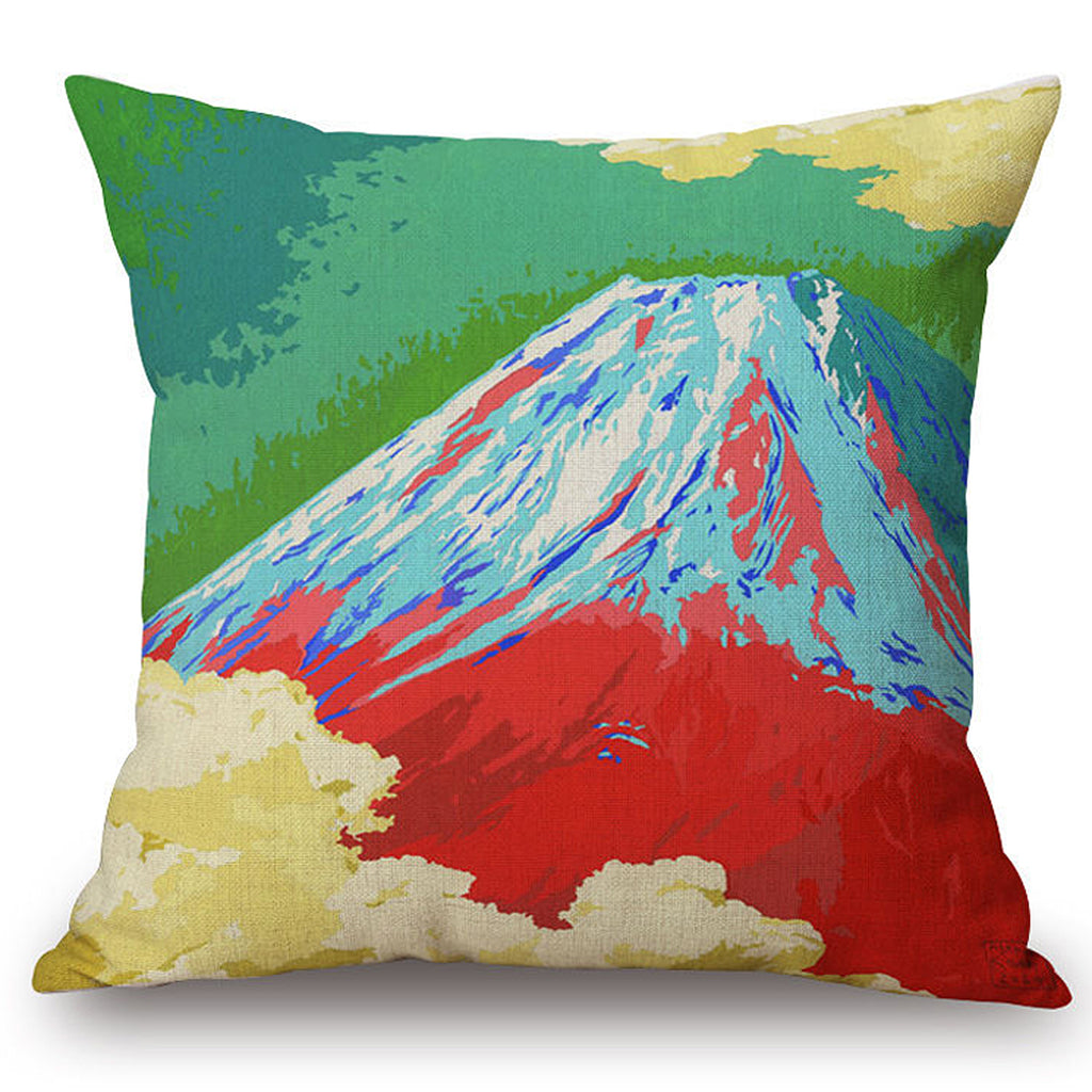 Green Mountain Pillow