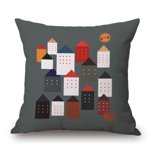 Copenhagen Pillow