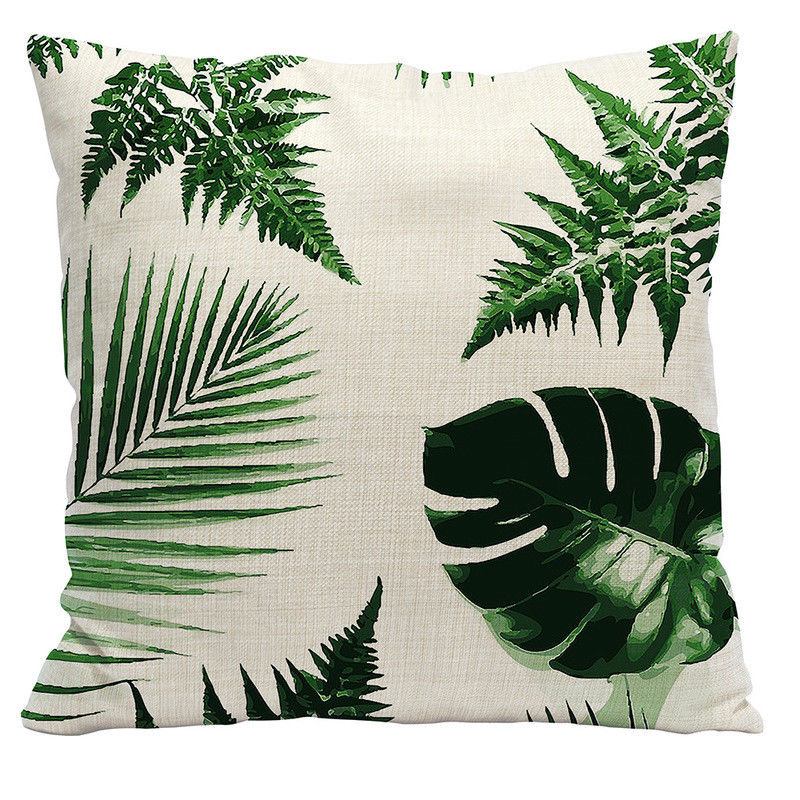 House Plants Pillow