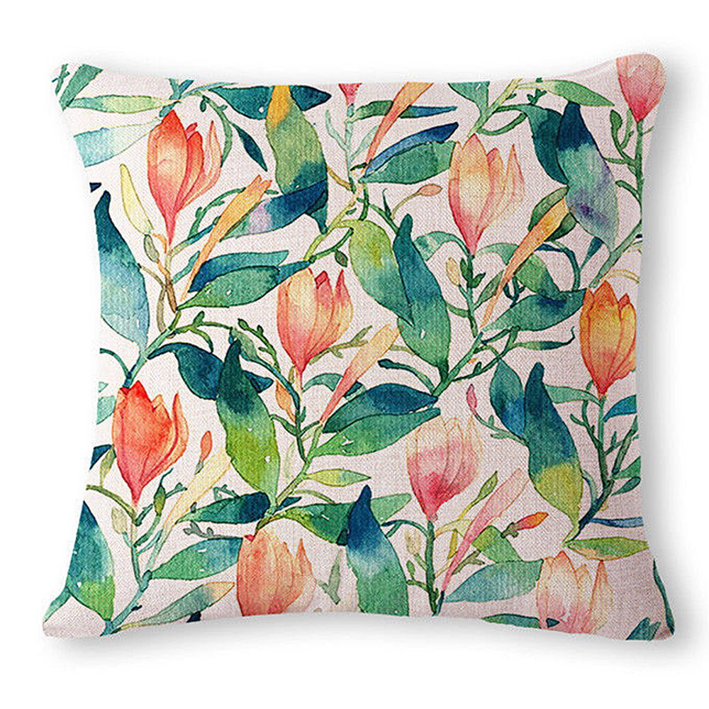 Fresh Blooms Pillow