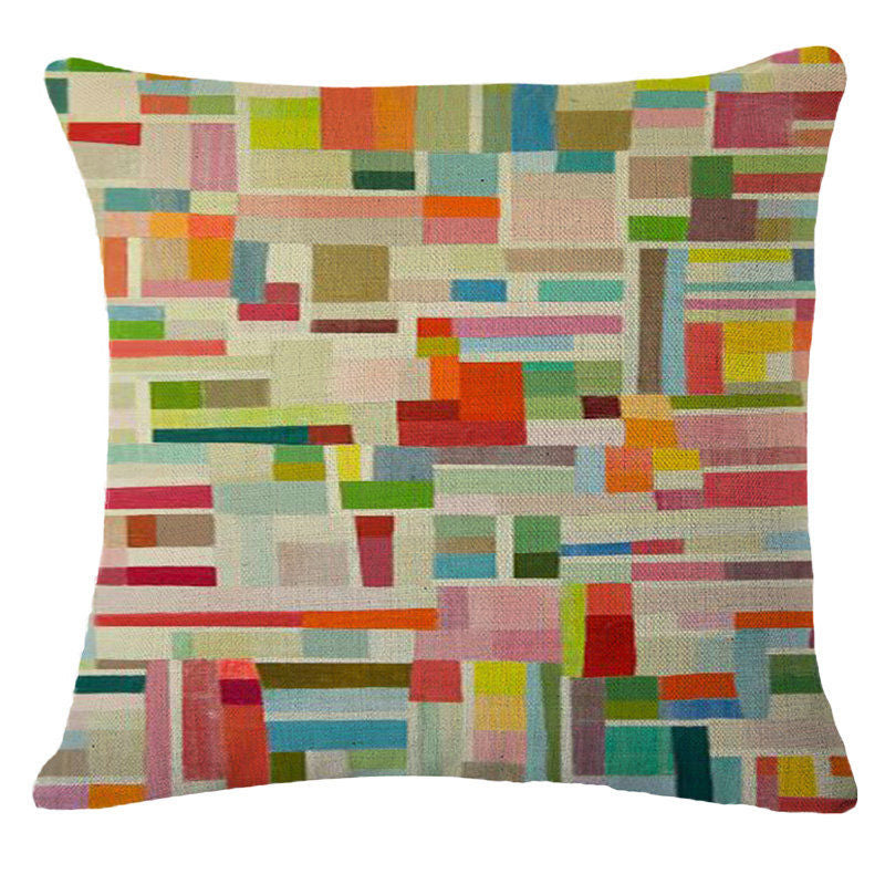 Garden Walls Pillow