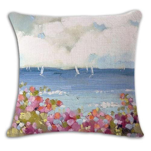 Flower Bay Pillow
