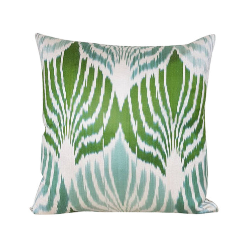 Silk Ikat Pillow