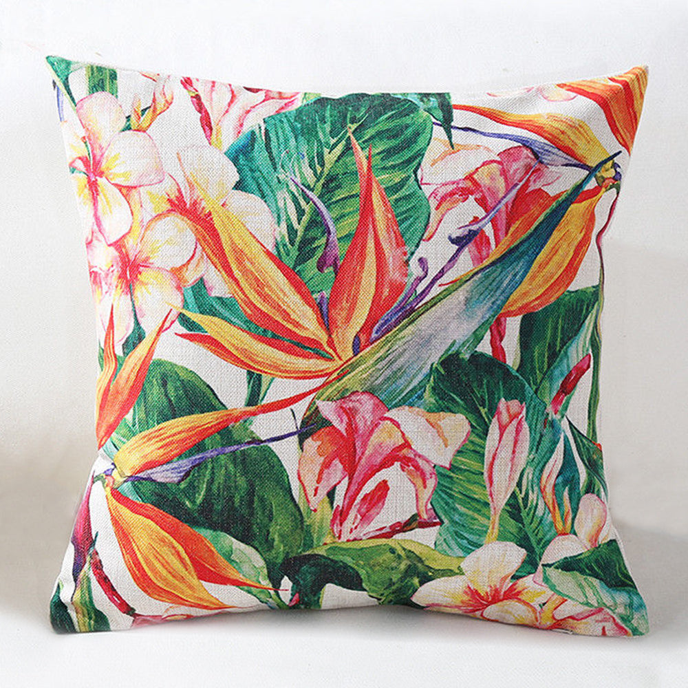 Tropical Times Pillow