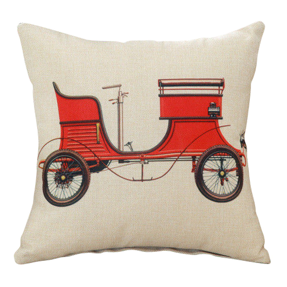 Industrial Age Pillow