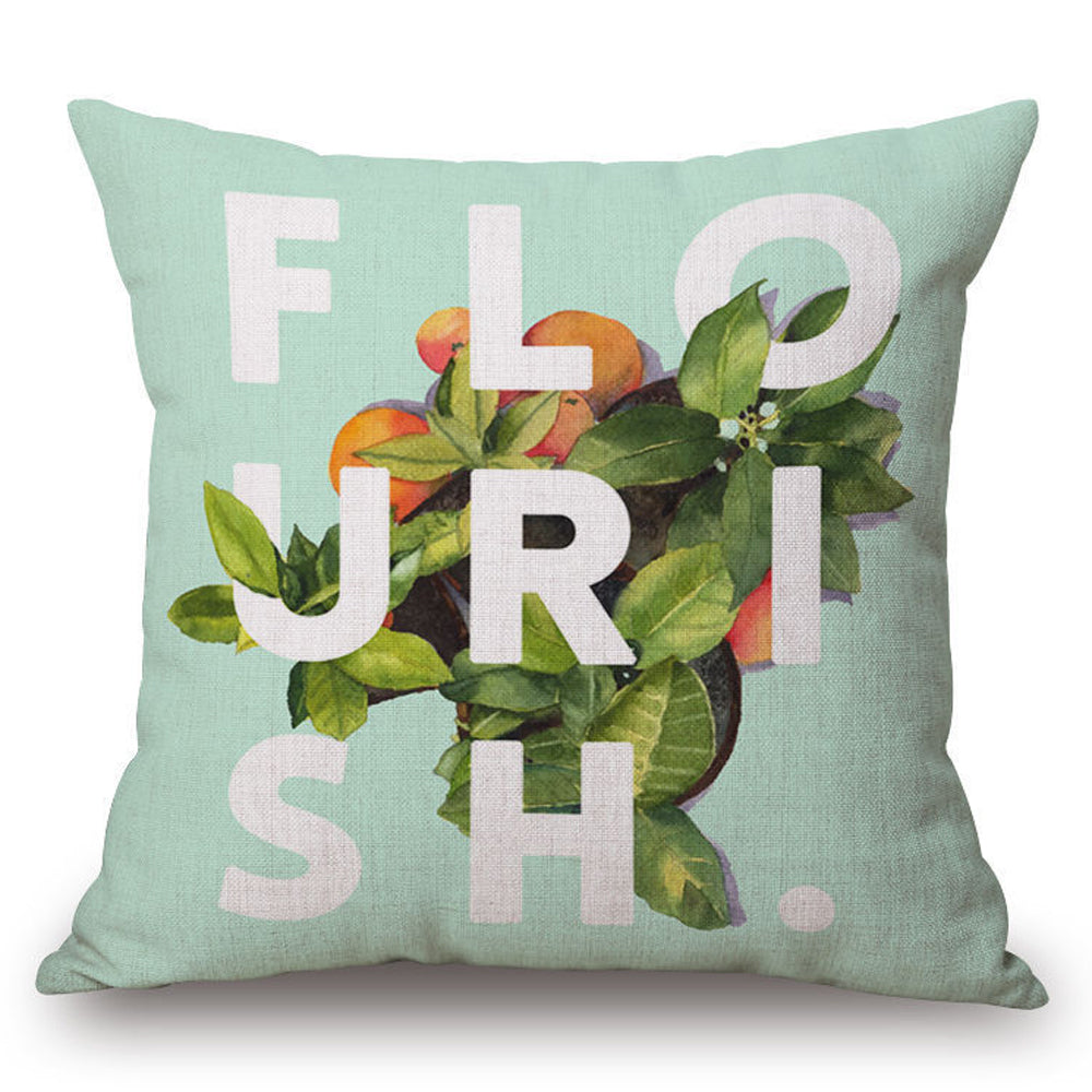 Flourish Pillow