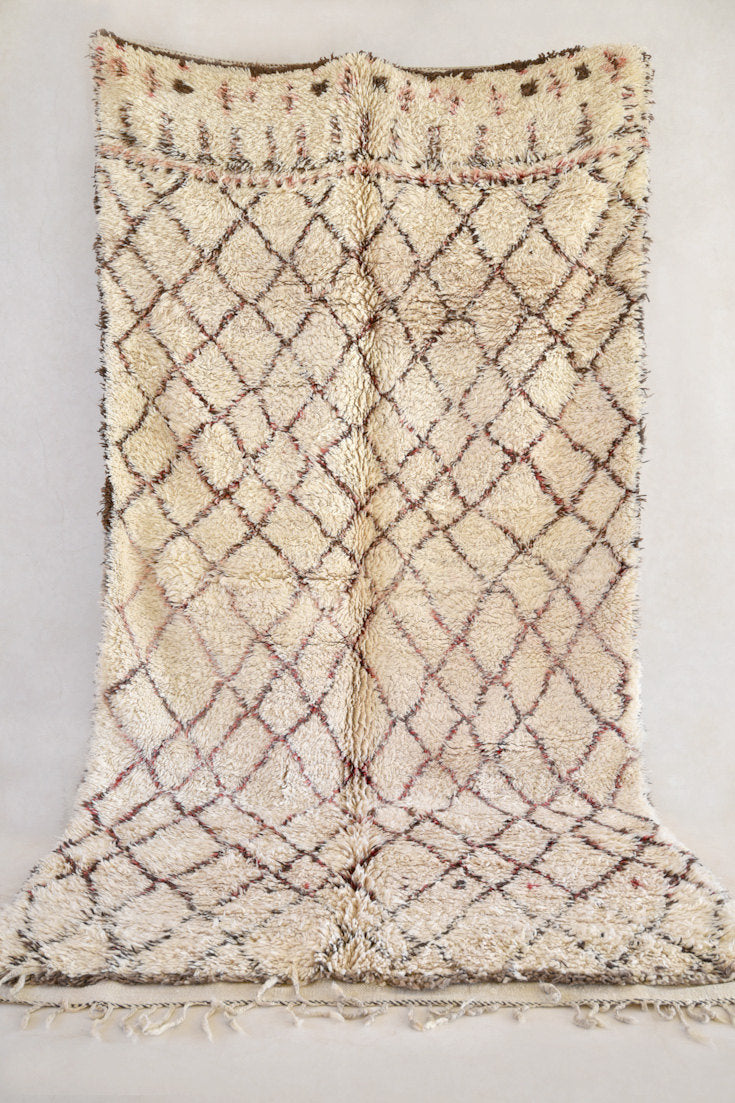 RIVERBED Beni Ourain Rug 12'x6'4""