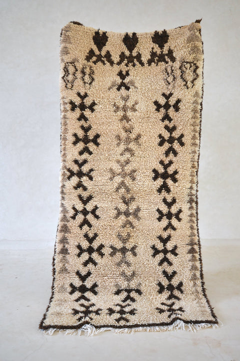 PLACES Where DAISES SPROUT Azilal Rug. 6' x 2'8""