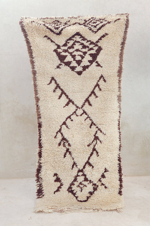TRIBAL LEGENDS Azilal Runner Rug. 6' x 2'7""
