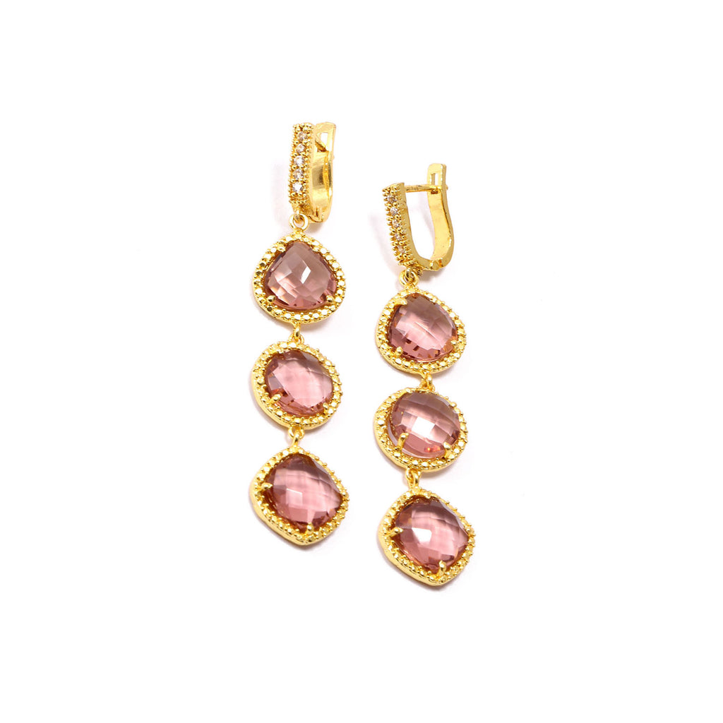 De parfums, D'ombre Et De Soleil Earrings