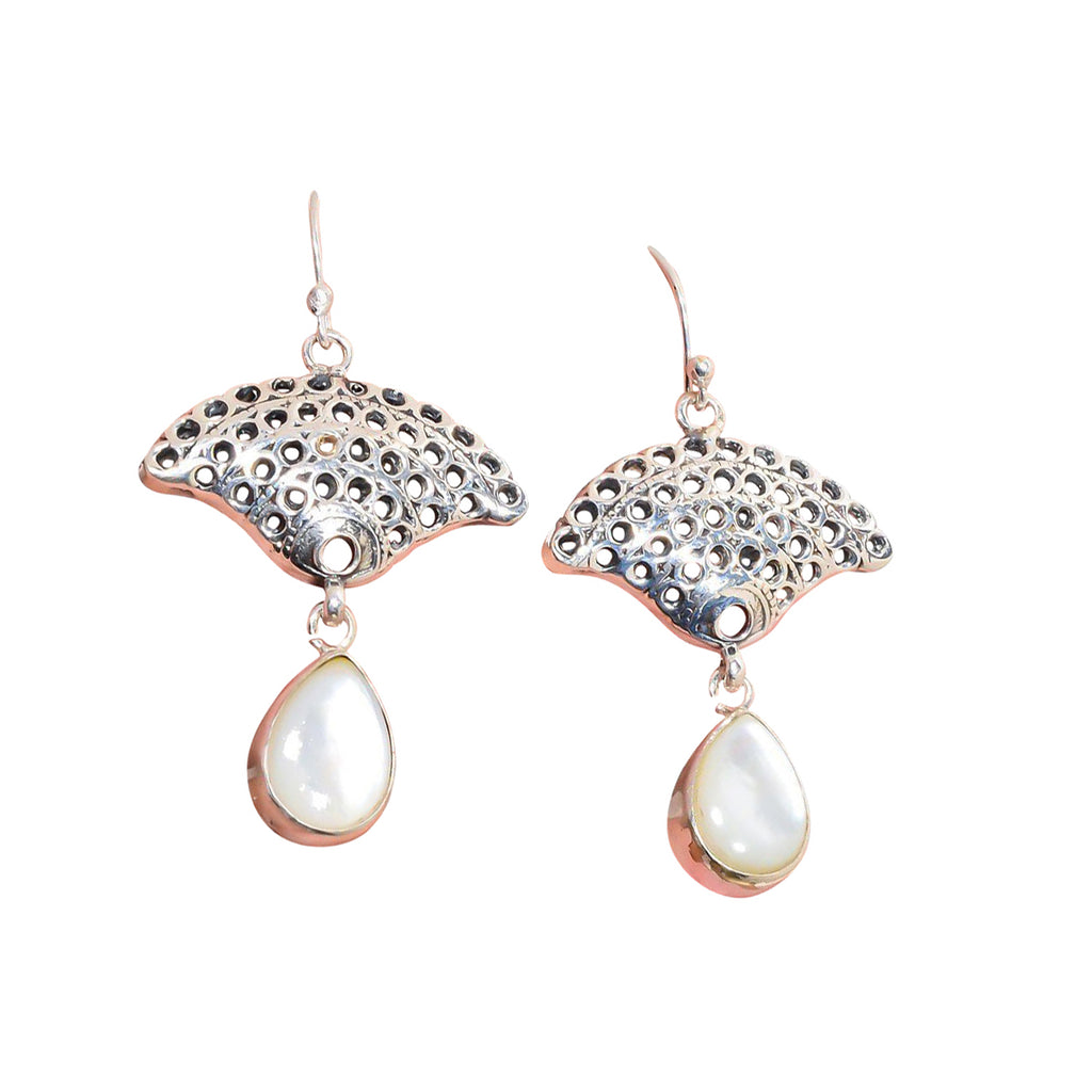 Éventail Earrings