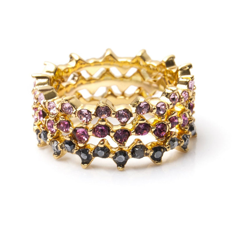 Anthia Stackable Rings