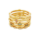Bijou Stackable Rings