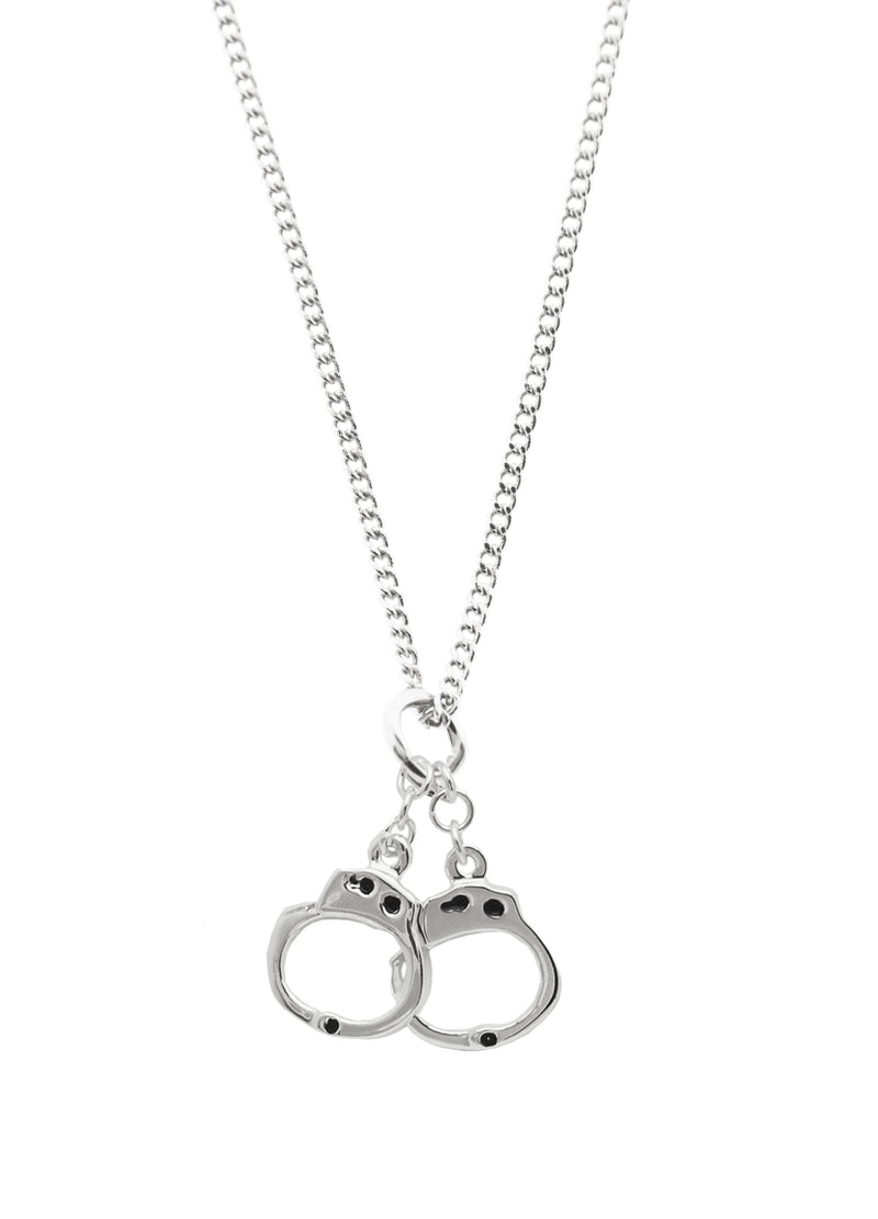 Guiltless Dangle Necklace (silver)