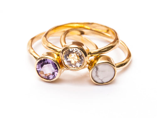 Praline Stackable Rings
