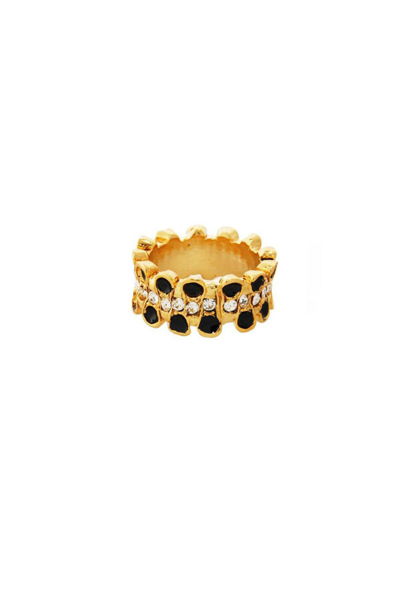Biretta Cocktail Ring