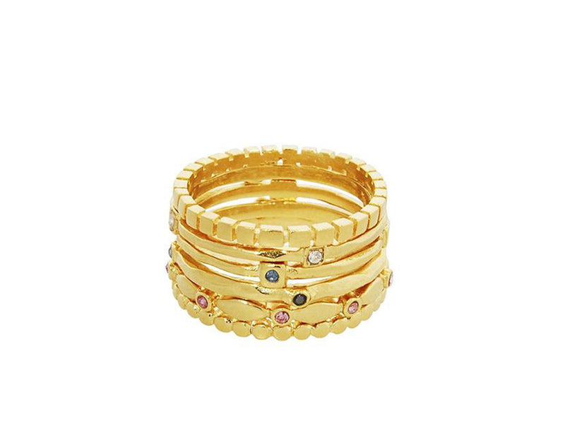 Cavalier Stackable Rings