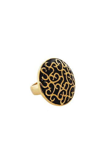 Mélange Cocktail Ring