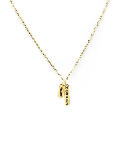 Ananda Charm Necklace