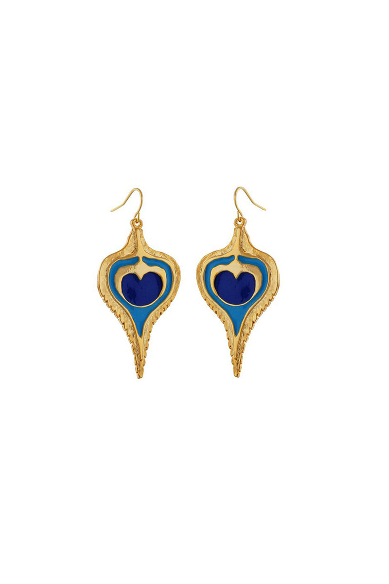 Pavo Earrings