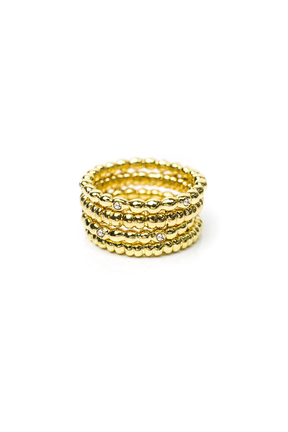 Rendezvous Stacking Rings
