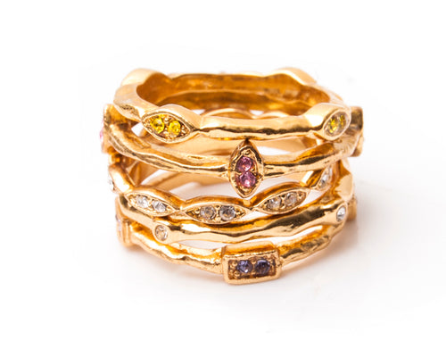 Monaco Stackable Rings
