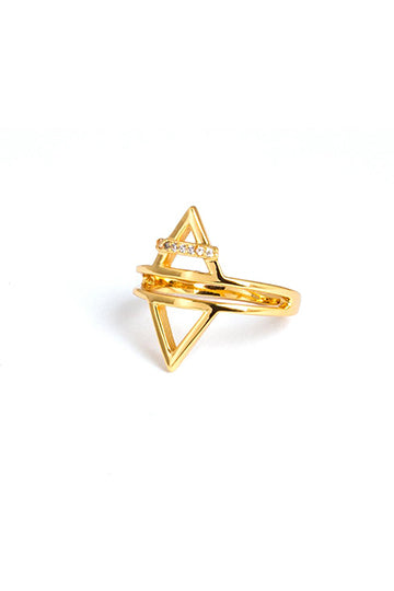 Motley Cocktail Ring