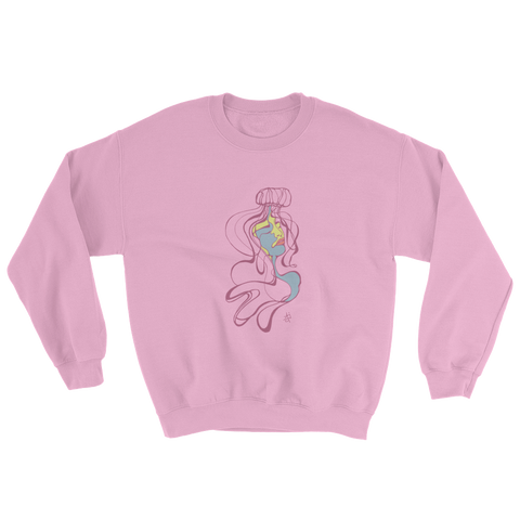 Jelly Sweatshirt- Pink