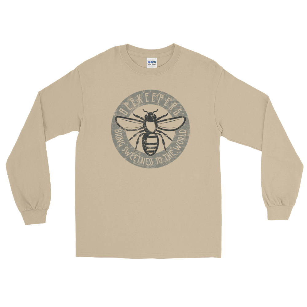 Beekeepers Bring Sweetness Long Sleeve T-Shirt