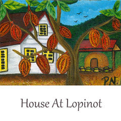 House At Lopinot