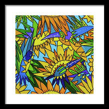 Load image into Gallery viewer, Fun In The Sun - Framed Print