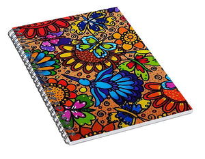 Let Creation Sing  - Spiral Notebook
