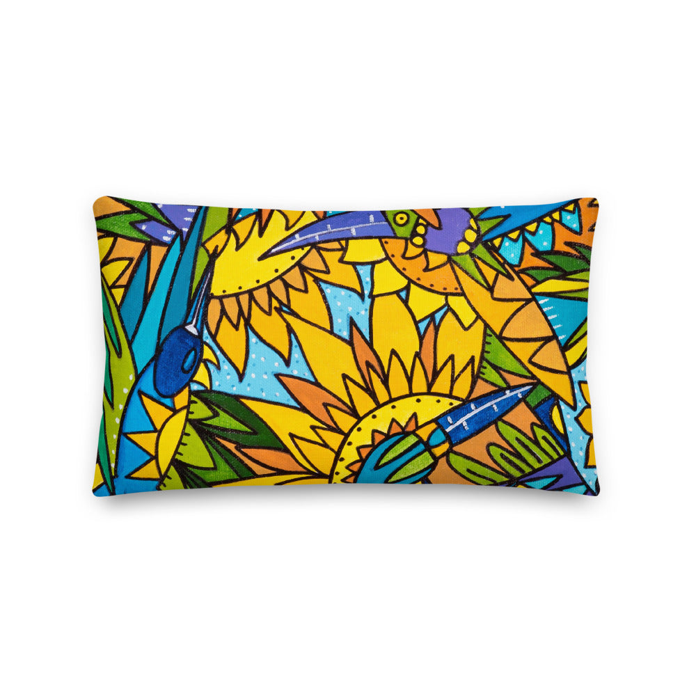 Fun in the Sun Premium Pillow