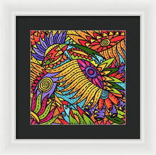 Load image into Gallery viewer, Sun Flower Glory  - Framed Print