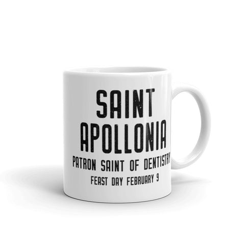 Saint Apollonia - Patron Saint of Dentistry - www.catholicartstore.com