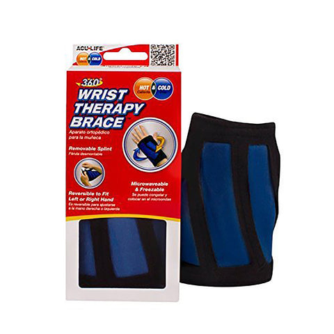 Acu-Life Hot & Cold Wrist Therapy Brace