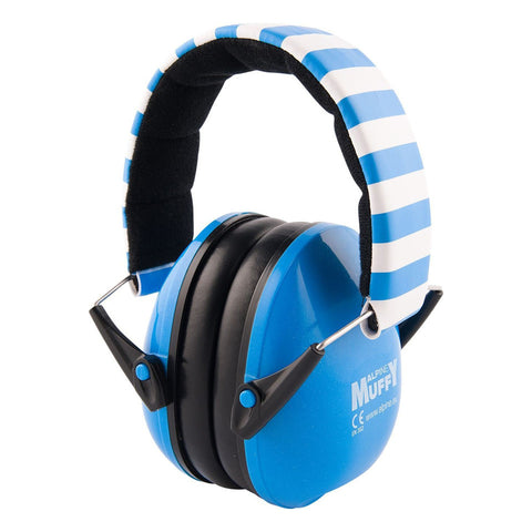 Alpine Muffy Kids Ear Defender - Blue