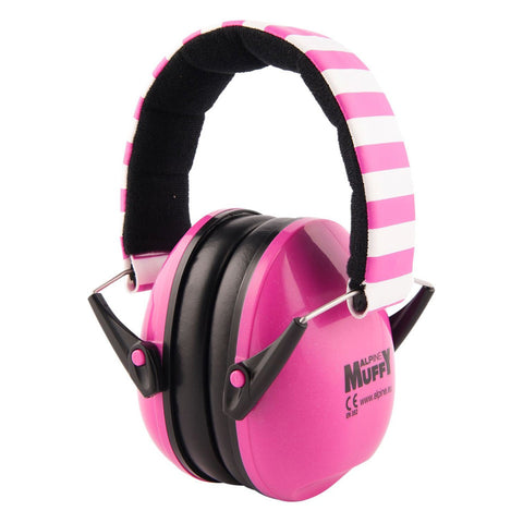 Alpine Muffy Kids Ear Defender - Pink