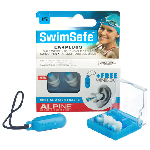 Alpine SwimSafe Earplugs