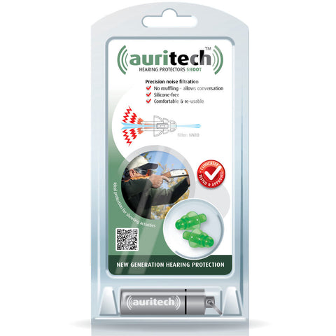 Auritech Shooters Ear Plugs