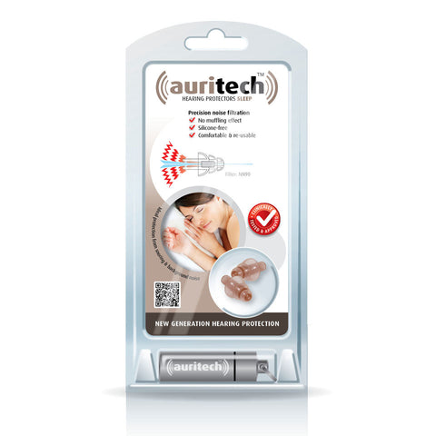 Auritech Sleeping Ear Plugs