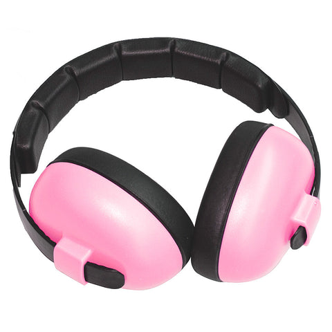Baby-Banz Mini Ear Defenders - Pink